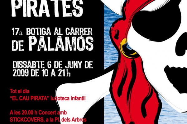 Poster terra pirates 2009