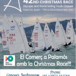 El comerç de Palamós amb la Christmas Race 2017