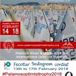 El comerç a Palamós amb la vela – Palamós Optimist Trophy 2018
