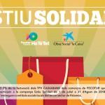 "Campanya ""Estiu Solidari"" 2018"