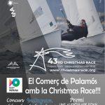 El comerç de Palamós amb la Christmas Race 2018