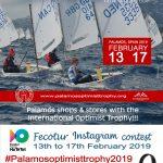 El comerç a Palamós amb la vela – Palamós Optimist Trophy 2019