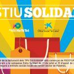 Campanya Estiu Solidari 2019