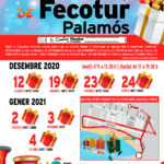 El Carrilet de Fecotur Palamós – Nadal 2020