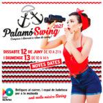 5ena. edició PalamóSwing – 12 i 13 de juny de 2021